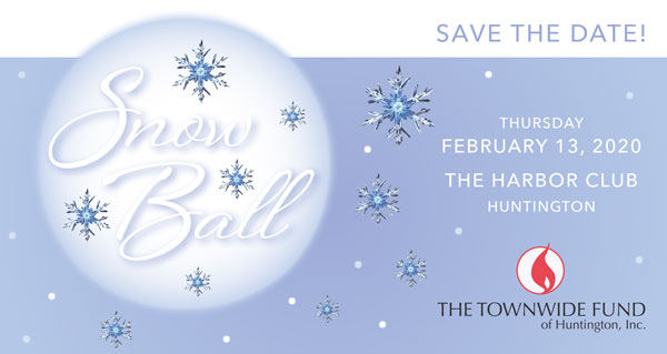 Save The Date! Snow Ball Gala – February 13, 2020