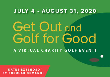 Golf For Good Charity Event