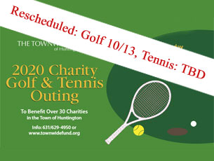 2020 Golf & Tennis Charity Event