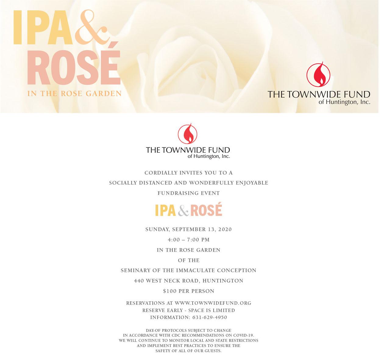 IPA & Rose