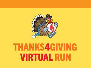 2020 Thanks4Giving Virtual Run