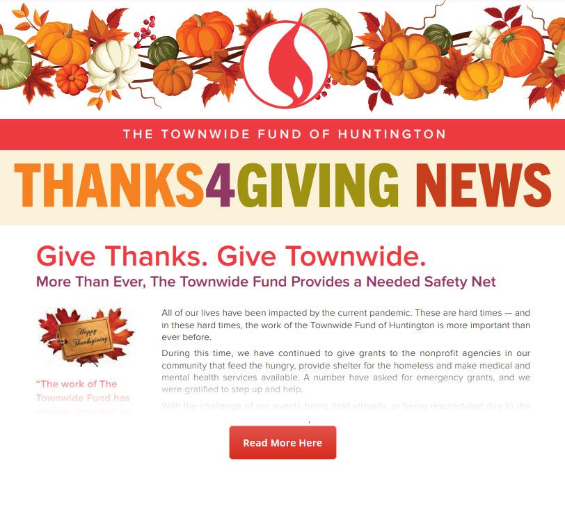 Thanks4giving Newsletter